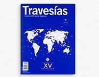 Revista Travesías Map