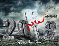 AHRAM Social Media Post Design - Photo Manipulation.