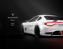 Maserati Fvrkna Concept