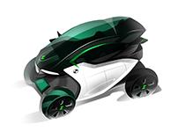 BMW i0 Pod Concept