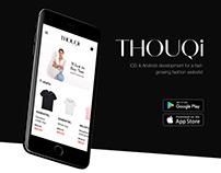 THOUQi - iOS & Android development