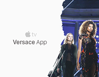 Apple TV - Versace Concept