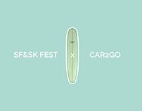 car2go x surffilmfestival