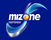 Mizone Experience Booth