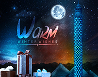 Warm Winter Poster ( option A )