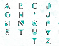 Shaped Alphabet Animation