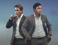 Superclásico Boca vs. River - Poster