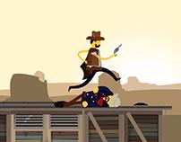 Endless western