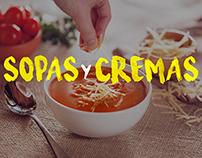 Sopas y Cremas Maggi 2015