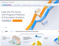 Prognoz website