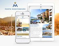 Porto Montenegro App - IOS