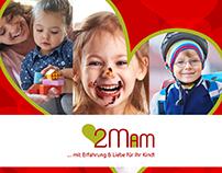 2Mam - Corporate Design