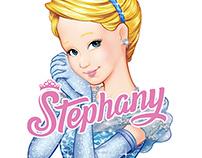 Stephany | Princesas Bonecas