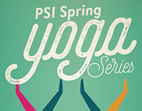 PSI Spring Yoga Series