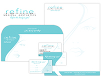 Refine Medical Aesthetics Identity