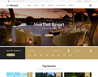 Sj Resort II - Premium Responsive Hotel & Resort Theme