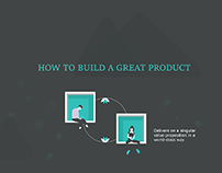 How to Build Great Product