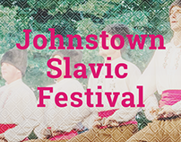 Johnstown Slavic Festival Website