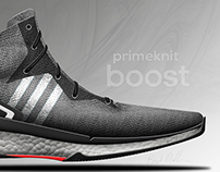 Adidas Primeknit Boost Basketball