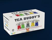 Tea Buddy Box Design