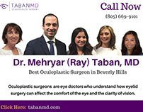 Need A Thyroid Eye Disease Treatment in Santa Barbara