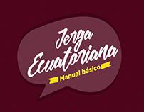 Manual básico de la jerga Ecuatoriana.