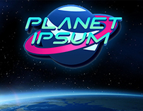 Planet Ipsum - Space exploration game (In progress)
