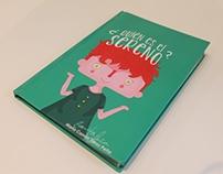 ¿Quién es el Sereno?: Editorial design and illustration