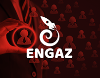 Engaz Logo Design