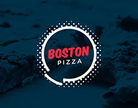 Rebranding for Boston Pizza