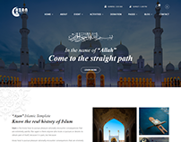 Azan - Islamic Center Responsive HTML Template