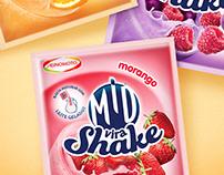 MID® Vira Shake | Powdered Juice Packaging