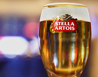 Stella Artois - Social media Ads