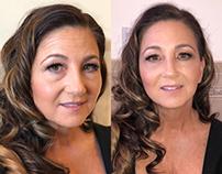 Rose - Bridesmaid Makeup