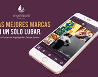 App Centro Comercial