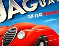 Jaguar XK 120 Roadster