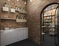 Pharmacy | Interior Design