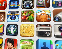 Best iOS Icons by Weirdsgn