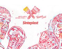 Sinteplast - Stand Interactivo