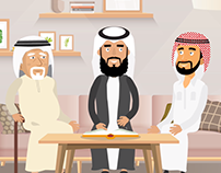 Al Majdiah Home infographic