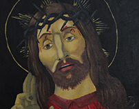 The Resurrected Christ Master Copy