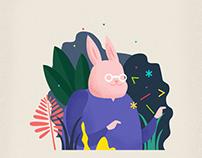 elice: learn together. illustration