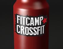 Fitcamp Crossfit Logo
