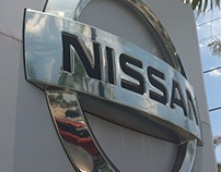 Nissan Global Brand Design Program & Corporate Identity