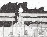 Tibetan Crematorium