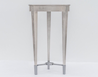 Gilded Console tables