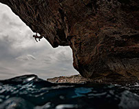 DEEP WATER SOLOING ON MALLORCA, FOR STERN MAGAZINE