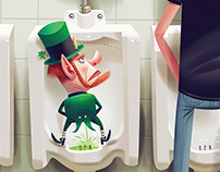 Leprechauns and St. Patrick's Day