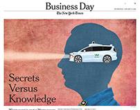 Waymo v. Uber - New York Times