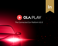 Ola Play V1.0- Platform Design